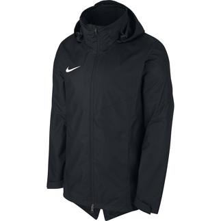 Nike Regenjacke Academy 18 Schwarz