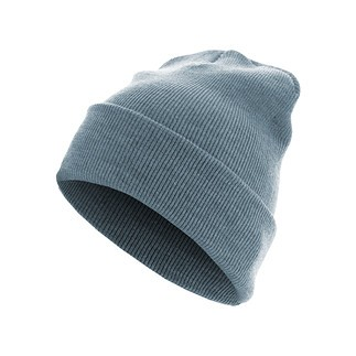 MasterDis Beanie Basic Flap Long indigo