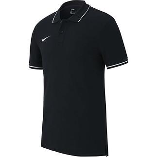Nike Poloshirt Club 19 Schwarz