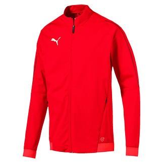 Puma Jacke FINAL Training Rot