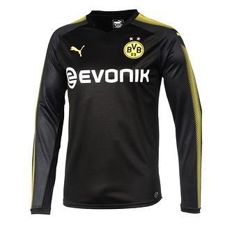 Puma Borussia Dortmund Trikot 2017/2018 Langarm Auswärts