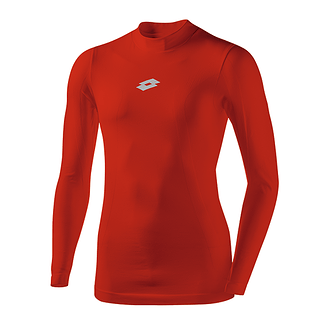 Lotto Funktionsshirt Delta UND Longsleeve SML rot