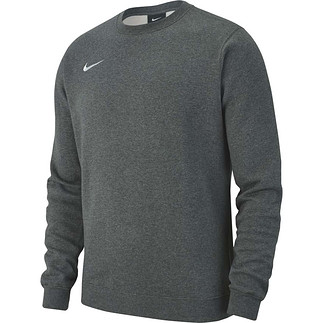 Nike Sweatshirt Crew Club 19 Dunkelgrau