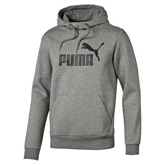 Puma Hoodie ESS No.1 FL Hellgrau