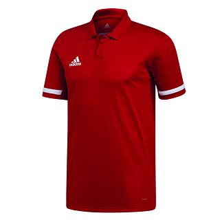 Adidas Poloshirt Team 19 Rot