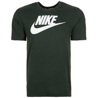 Nike T-Shirt Futura Icon Grün/Weiß