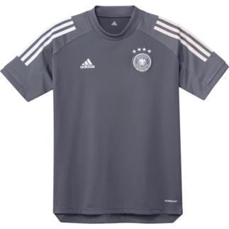 Adidas Deutschland DFB Training-Shirt EM 2020 Kinder Dunkelgrau