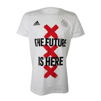 Adidas Ajax Amsterdam T-Shirt XXX