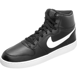 Nike Herren Sneaker Ebernon Mid Schwarz