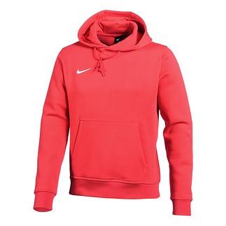 Nike Hoodie Club Rot