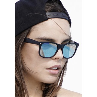 MasterDis Sonnenbrille Likoma Mirror schwarz-blau