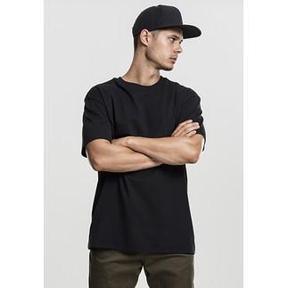 URBAN CLASSICS T-Shirt Heavy Oversized schwarz