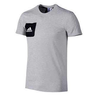 Adidas T-Shirt Tiro Kinder Grau