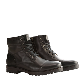 NoGRZ Winterboot G. Bernini schwarz