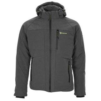 TRAVELIN OUTDOOR Winterjacke Husavik anthrazit