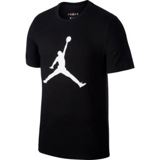 Nike JORDAN T-Shirt Jumpman Schwarz