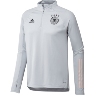 Adidas Deutschland DFB Trainingstop EM 2020 Grau