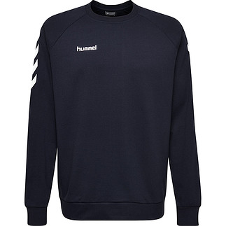 hummel Sweatshirt Cotton marine