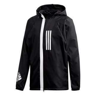 Adidas Windbreaker Fleece ID schwarz