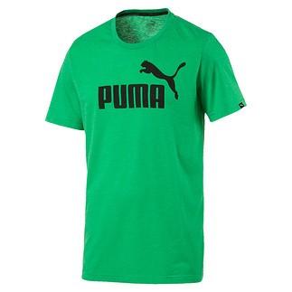 Puma T-Shirt ESS No. 1 Grün