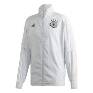 Adidas Deutschland DFB Präsentationsjacke EM 2020 Grau