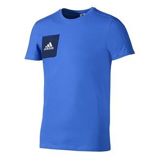 Adidas T-Shirt Tiro Kinder Blau