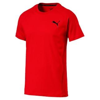 Puma T-Shirt Evostripe Move Rot