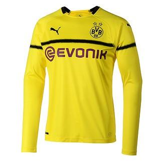 Puma Borussia Dortmund Trikot 2018/2019 Langarm UEFA CL