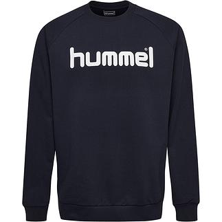 hummel Sweatshirt Cotton Logo marine