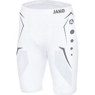 Jako Short Tight Comfort weiß