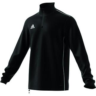 Adidas Trainingsshirt Langarm Core 18 Schwarz