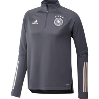 Adidas Deutschland DFB Trainingstop EM 2020 Dunkelgrau