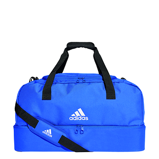 Adidas Sporttasche mit Bodenfach Tiro Größe M Blau