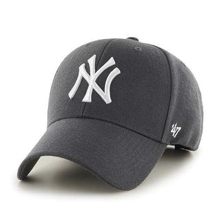 47 Brand New York Yankees Cap MVP grau