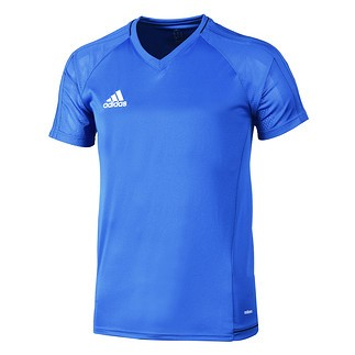 Adidas Trainingsshirt Tiro Kinder Blau