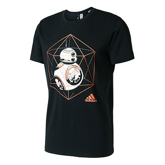 Adidas T-Shirt STAR WARS BB-8