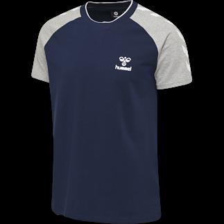 hummel T-Shirt Mark blau