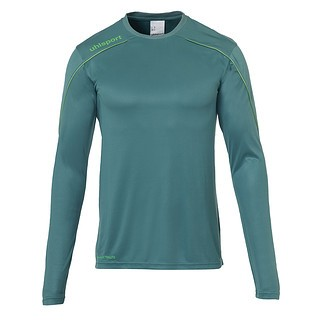 uhlsport Trainingsshirt Langarm Stream 22 grün