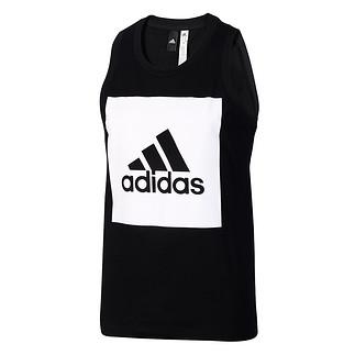 Adidas Tanktop ESS schwarz/weiß