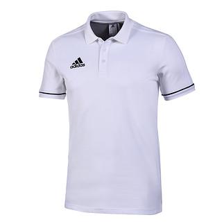 Adidas Polo Shirt Tiro Kinder Weiß