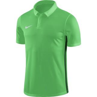 Nike Polo Shirt Academy 18 Grün