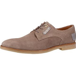 Pantofola d'Oro Halbschuh Leder taupe grey