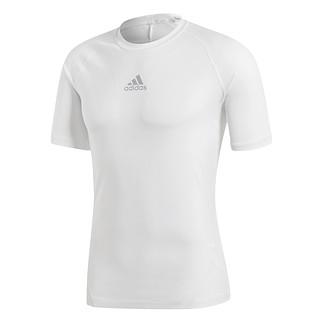 Adidas T-Shirt Alphaskin CLIMALITE Weiß
