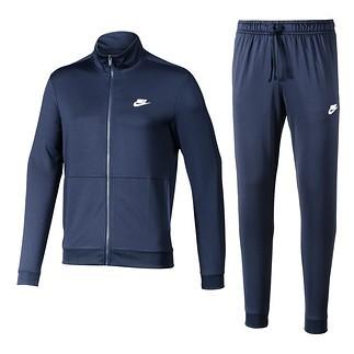 Nike Trainingsanzug NSW Blau