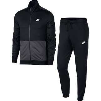 Nike Trainingsanzug NSW Schwarz/Anthrazit