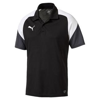 Puma Polo Shirt Team Schwarz/Weiß