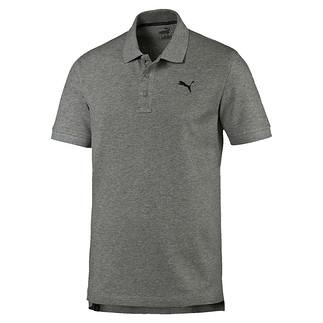 Puma Poloshirt ESS Basic Medium Grau
