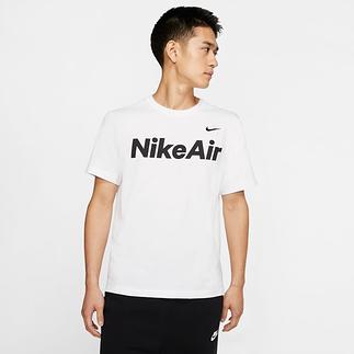 Nike T-Shirt NIKE AIR Weiß