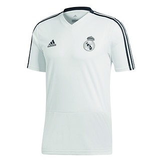 Adidas Real Madrid Trainingsshirt Weiß