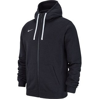 Nike Kapuzensweatjacke Club 19 Schwarz